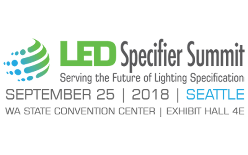 Event: LED Specifier Summit 2018