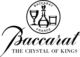 Baccarat, the crystal of kings
