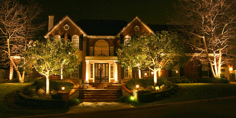 Outdoor Lighting Plan for your Customers