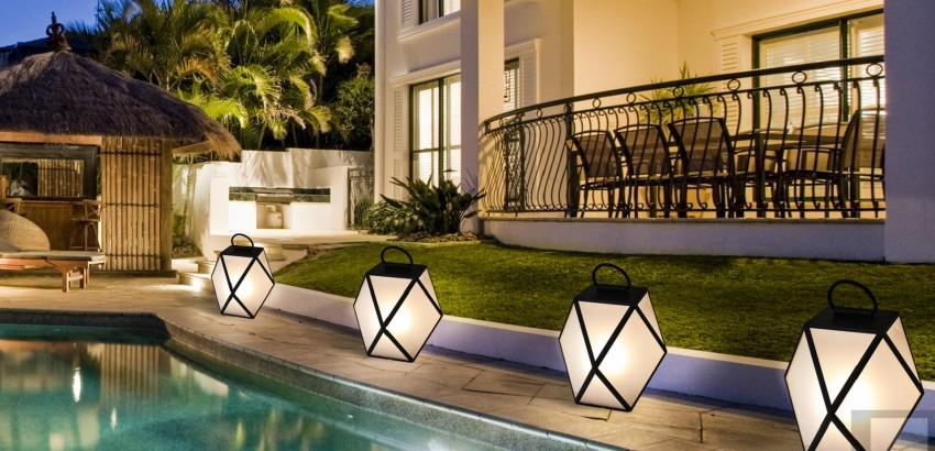 Types of Crystal Palace Outdoor Lighting