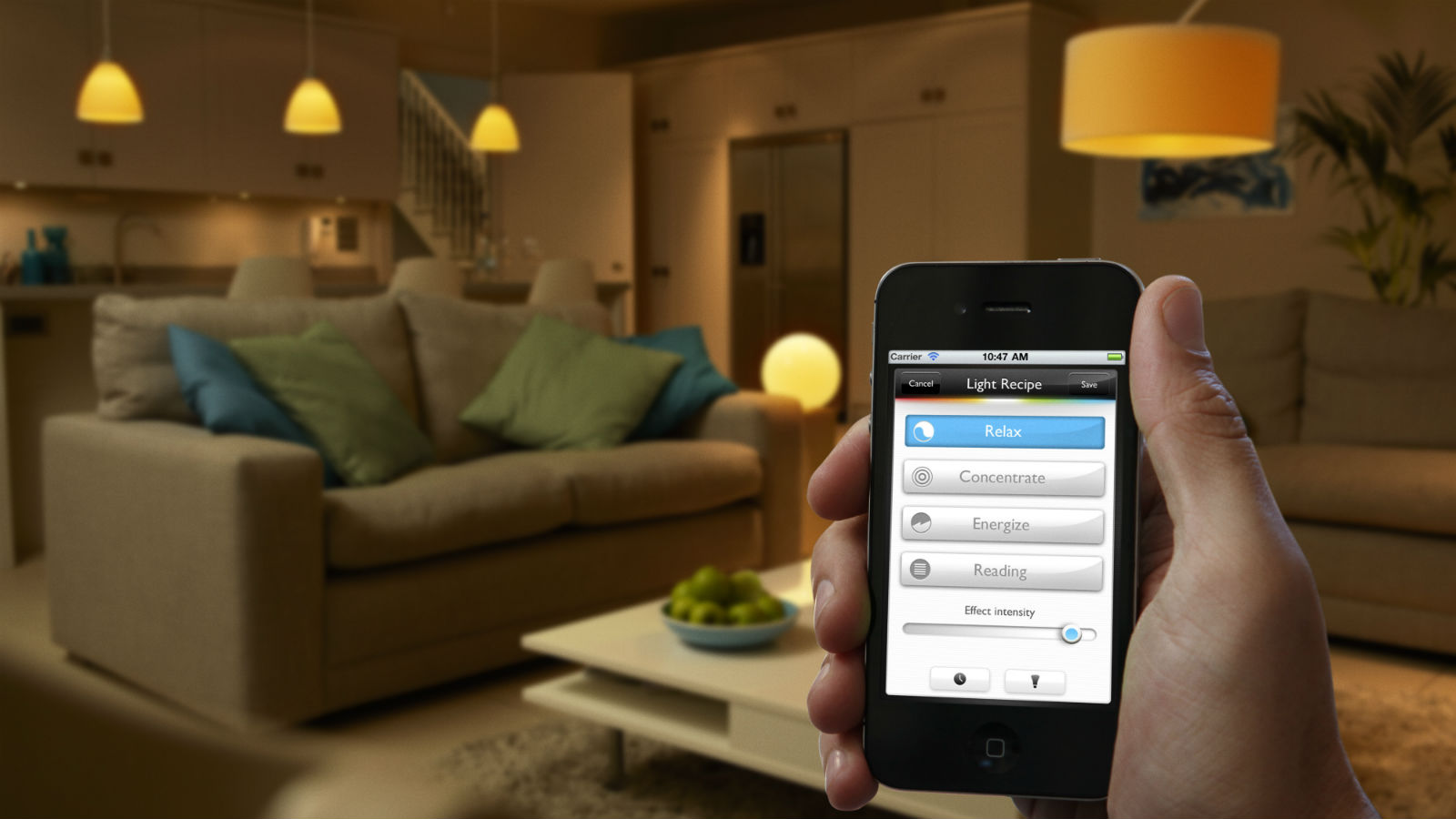 Advantages of Smart Lighting in Businesses