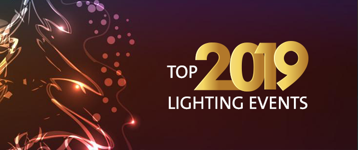 Top 2019 Lighting Events